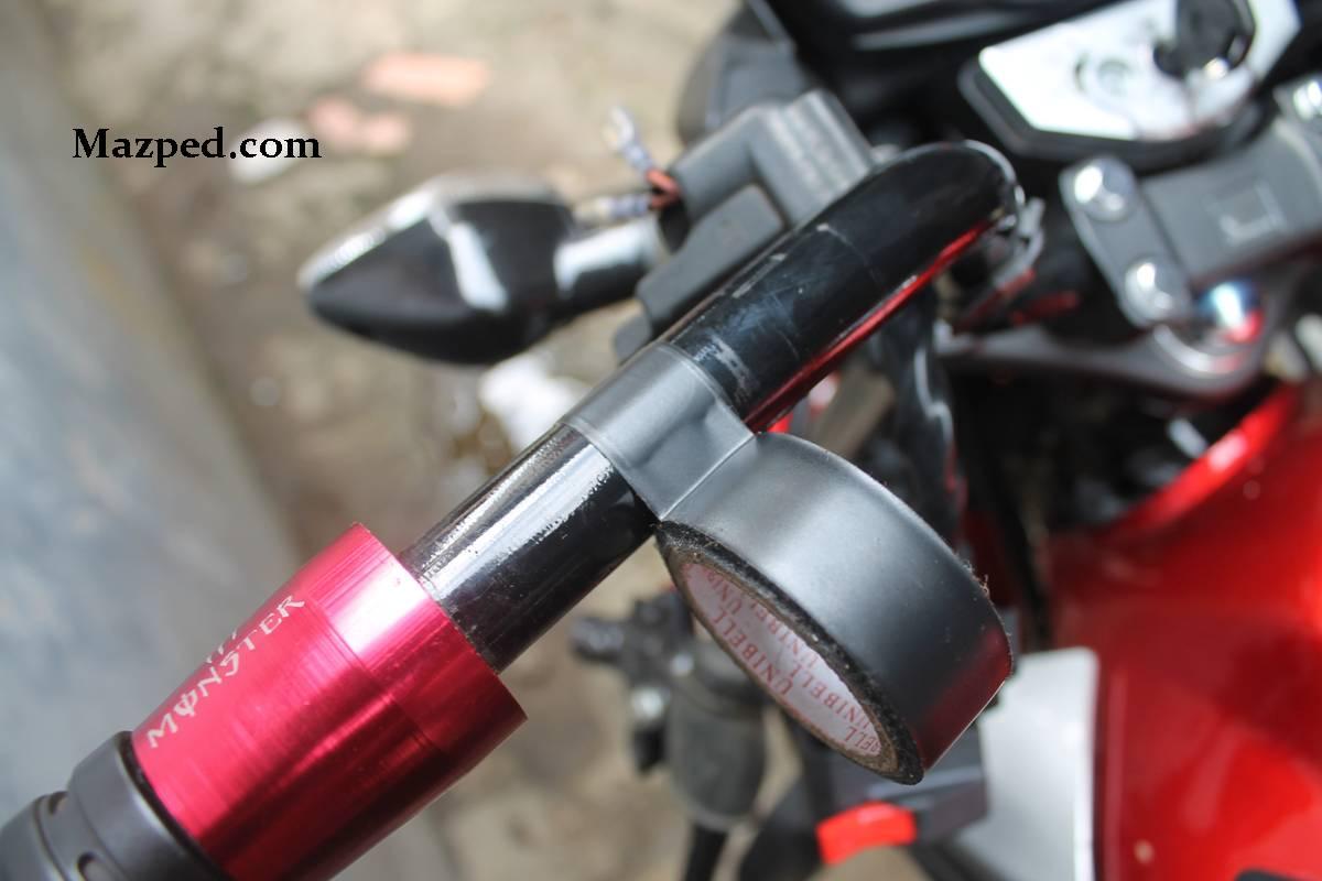 bikin mark lubang stoper