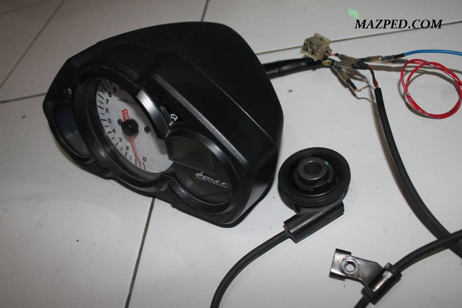 Diagram Kabel Body Cb 150 R