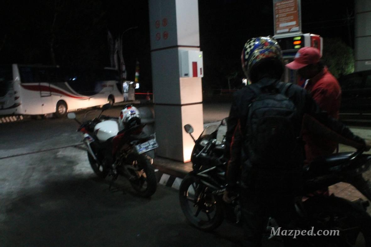 isi pertamax full tank
