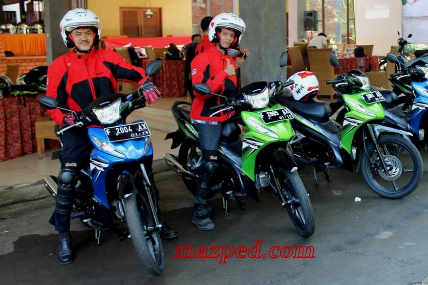 Test Ride Revo fi