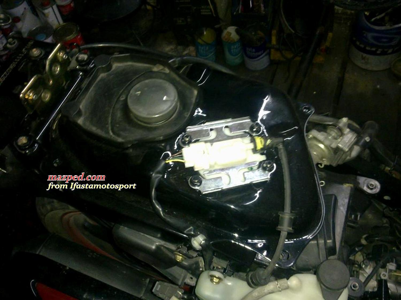 fuel pump Vario 110 injeksi