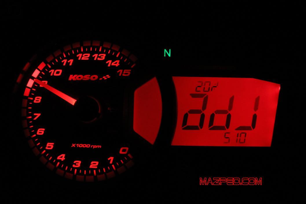 seting bahan bakar