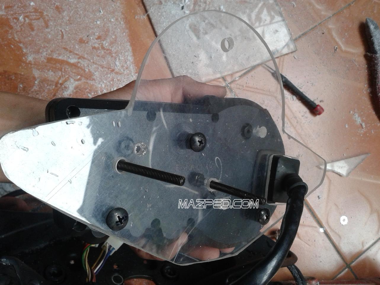 Pasang Spido Koso Rx2 Di Cbr150 Fi   Part 2  U2013 Wiring