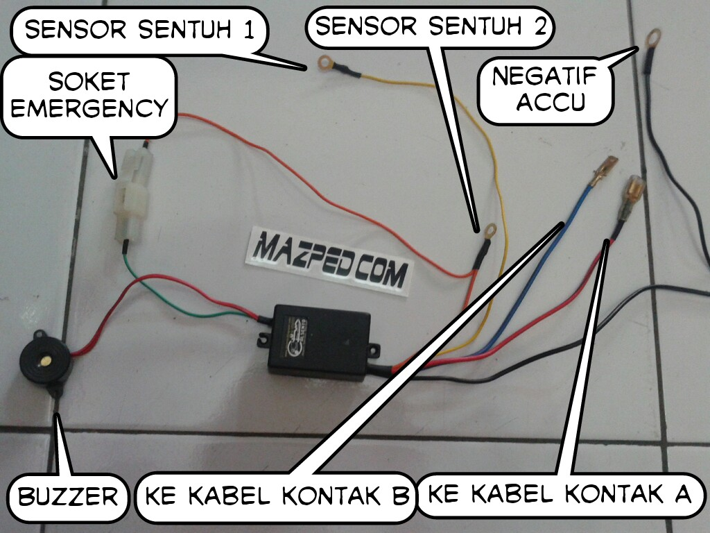 wiring diagram alsento