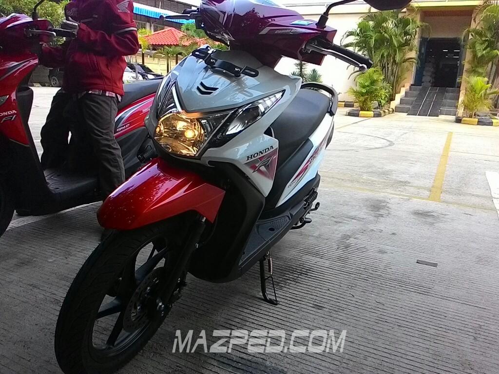 Salah Satu Keunggulan Beat Esp System Kelistrikan Udah Fullwave Honda New Sporty Cbs Iss 2017 Image