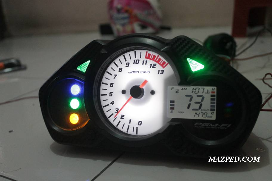 Tutorial pasang papan spido custom cb150r mazpedia image asfbconference2016 Image collections