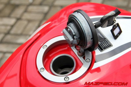 fuel cap new cbr