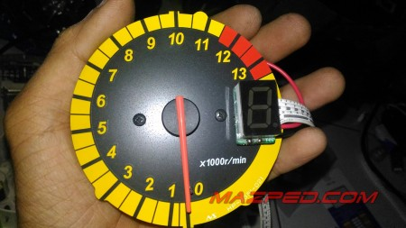 pasang gear position cbr