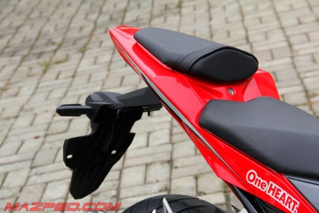 rear cowl new cbr