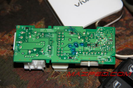 pcb power window avanza