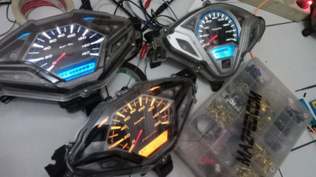 Wiring Diagram Pin Out Speedometer Vario 125 150 Mazpedia Com