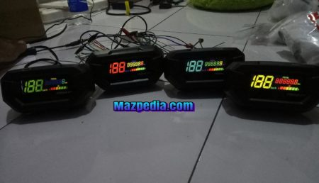 Wiring    Diagram      Pin Out      Speedometer       Beat       Street      MAZPEDiaCOM