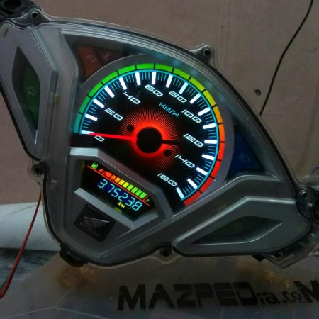 Cool Wiring Diagram Pin Out Speedometer Vario 125 150 Mazpedia Com Wiring Digital Resources Indicompassionincorg