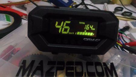 Wiring Diagram ( Pin Out ) Speedometer Beat Street | MAZPEDia COM