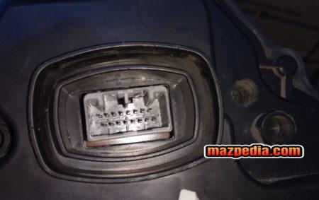 Wiring Diagram Kelistrikan Honda Vario : Wiring diagram pin out speedometer beat street mazpedia.com
