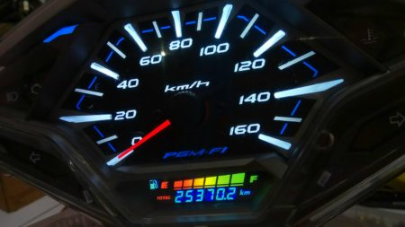 Tips dan Trik Modifikasi Spido Vario 125/150 Led | MAZPEDia.COM